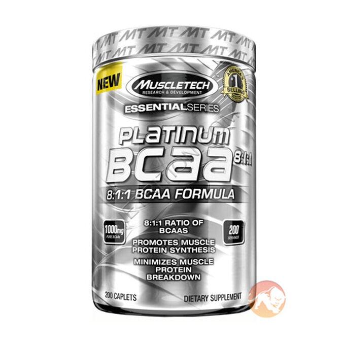Platinum BCAA 8:1:1 200 Caps