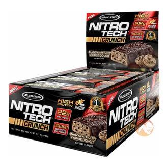 Nitrotech Crunch Bar 12 Bars Birthday Cake