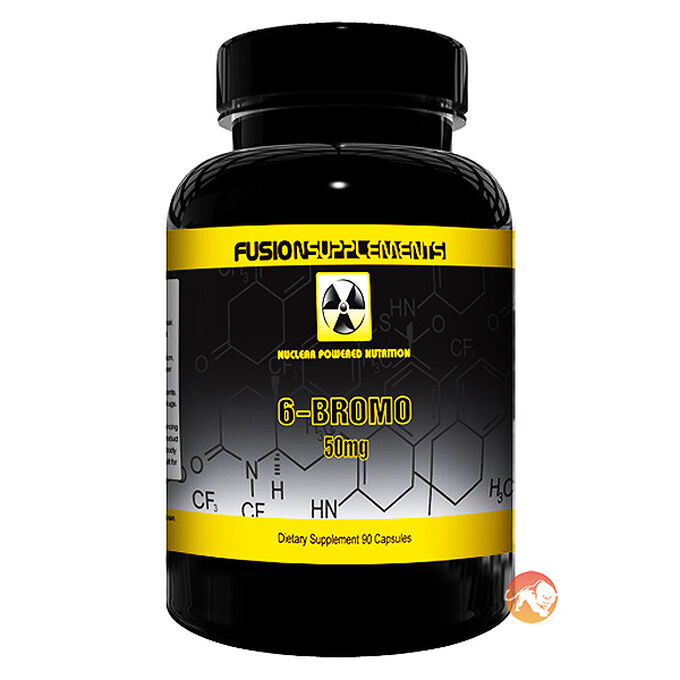 Fusion Supplements 6 Bromo Free P Amp P Predator Nutrition