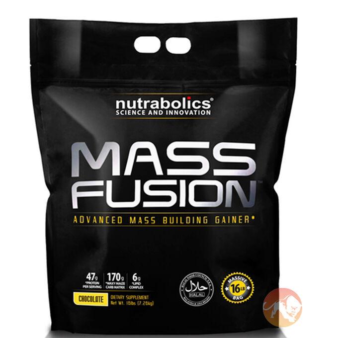Mass Fusion 7.2kg Vanilla