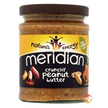 Crunchy Peanut Butter (no added sugar or salt) 1kg