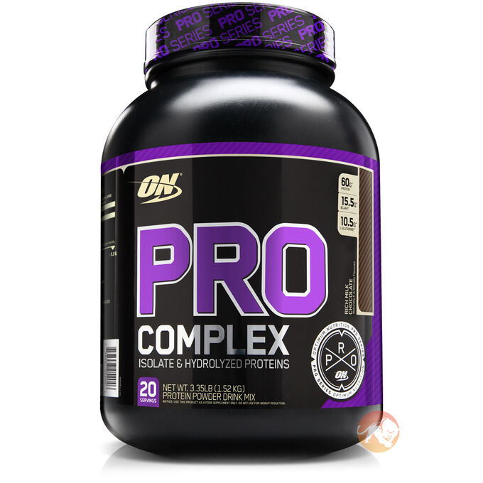 Pro Complex 1.44kg - Strawberry Swirl