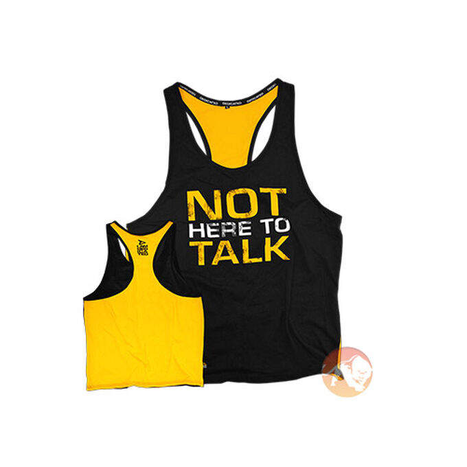 Dedicated Premium Stringer Not Here To Talk Small