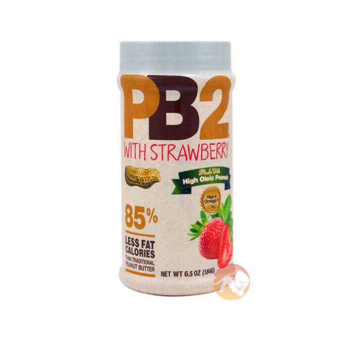 PB2 Peanut Butter 184g Strawberry