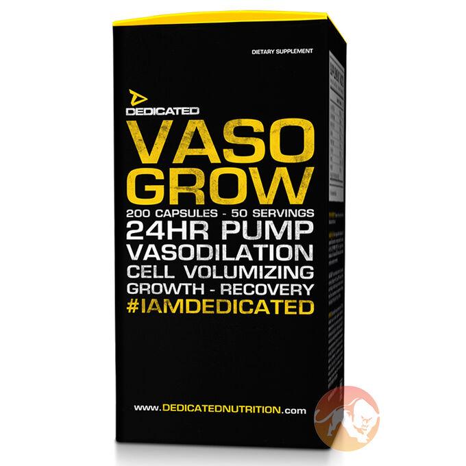 Vaso Grow 300 Capsules