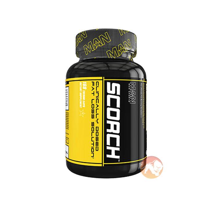 Scorch 168 Caps