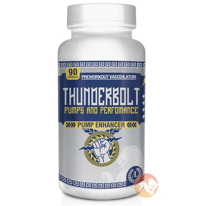 Thunderbolt 180 Caps