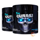 The Curse 250g-Blue raspberry