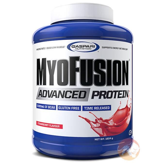 Myofusion Advanced 1.8kg Strawberry