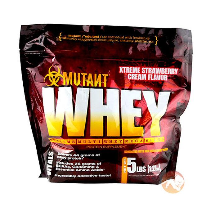 Mutant Whey 2.27kg Vanilla Ice Cream