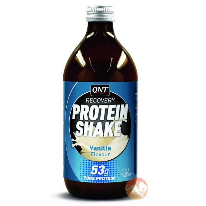 Recovery Protein Shake 500ml - Banana