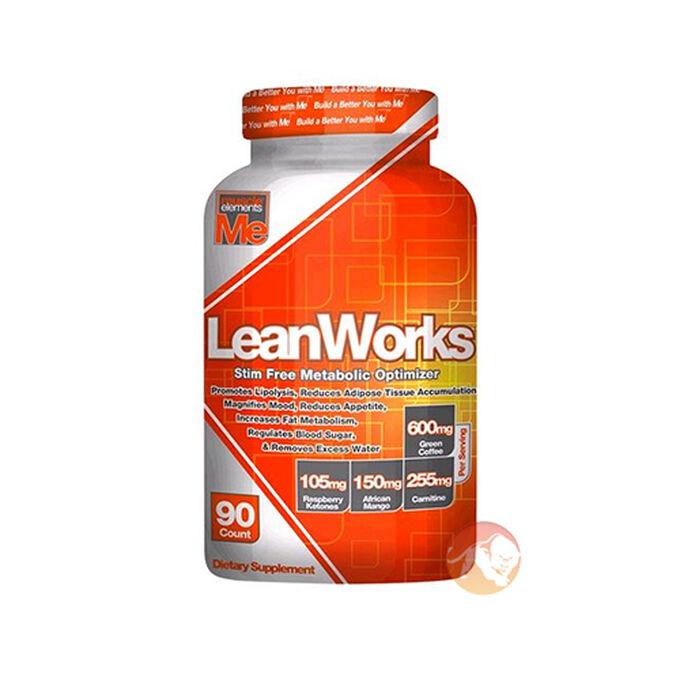 LeanWorks 90 Capsules
