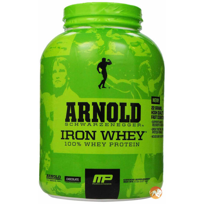 Iron Whey 5lb Chocolate