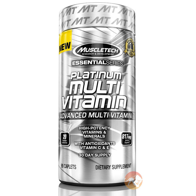 Platinum Multivitamin 90 Caps