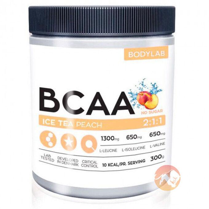 BCAA 2:1:1 Powder 300g Ice Tea Peach
