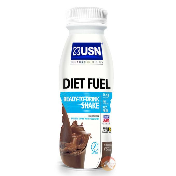 Diet Fuel RTD-CHOC-1 RTD