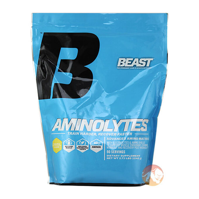 Aminolytes 30 Servings Blue Raspberry