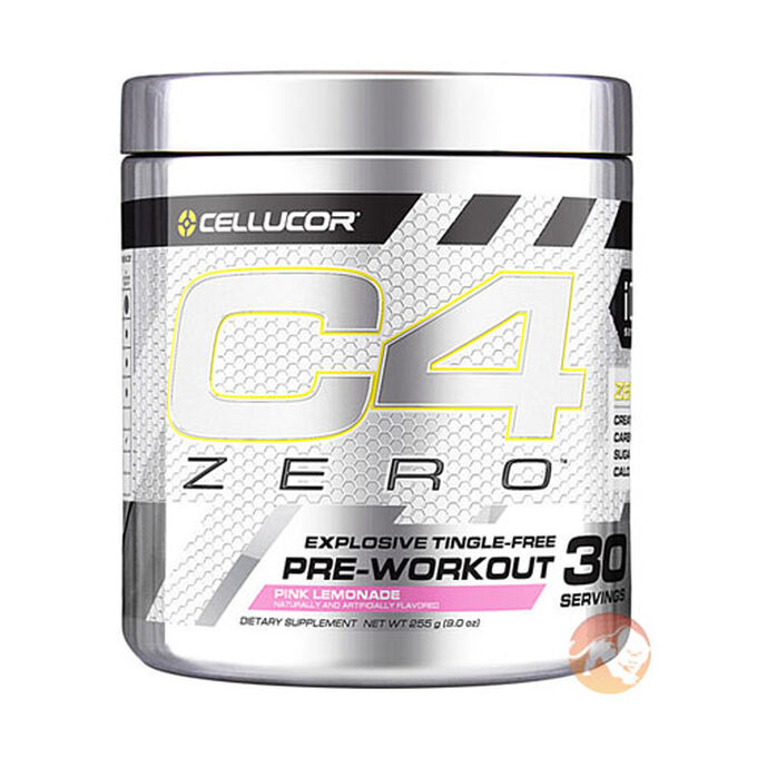 C4 Zero 30 Servings Pink Lemonade