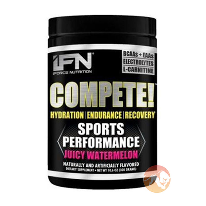 Compete 50 Servings Fruit Punch