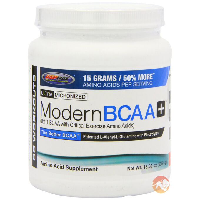 Modern BCAA+ 30 Servings Green Apple