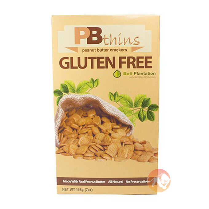 PB Thins Peanut Butter Crackers 198g Gluten Free