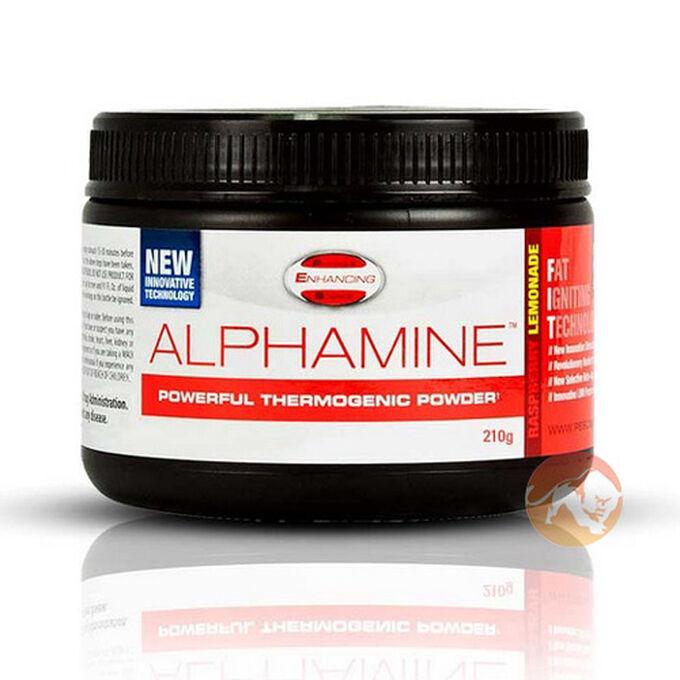 Alphamine 84 Servings Cherry Limeade