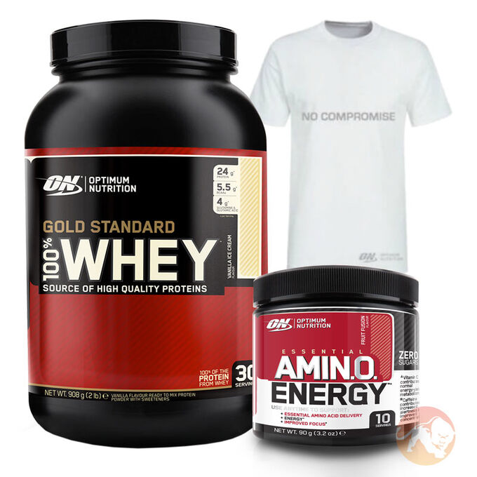 Buy Optimum Nutrition Gold Standard 100 Whey Free Gifts