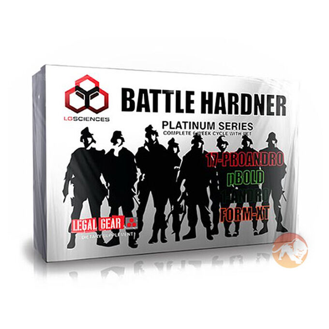 Battle Hardener Kit