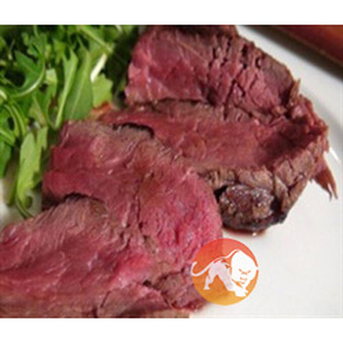 Exotic Meat/Horse Striploin Fillet Steaks (2 in a 300g Pack)