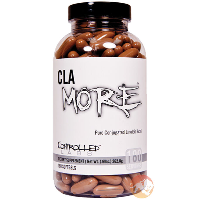 CLAmore 180 Softgels