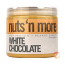 Nuts n More White Chocolate Peanut Butter 454g