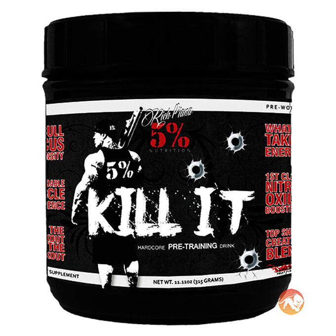 Kill It 30 Servings - Fruit Punch