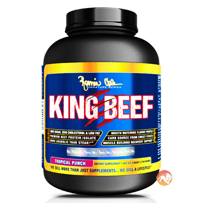 King Beef 1.8kg (4lb)-Chocolate