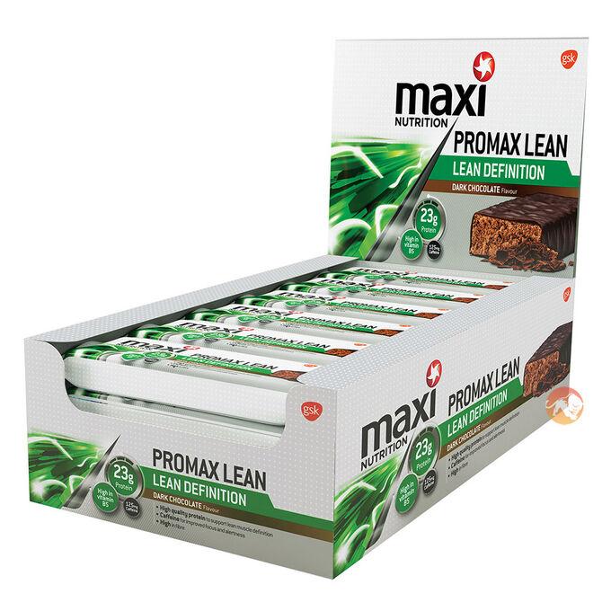 Promax Lean Bars 12 Bars - Choc Mint