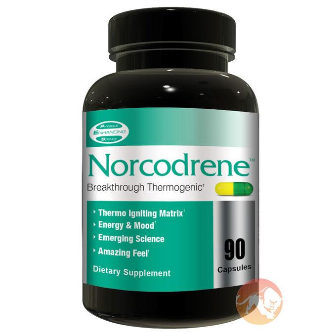 Norcodrene INTL 90 Caps