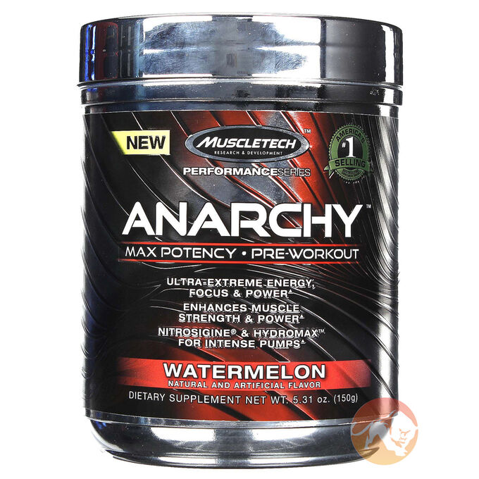 Anarchy 30 Servings Fruit Punch