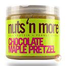 Nuts n More Peanut Butter 454g Chocolate Maple Pretzel