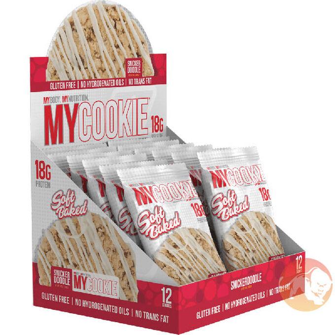 MyCookie 12 Cookies Chocolate Chip