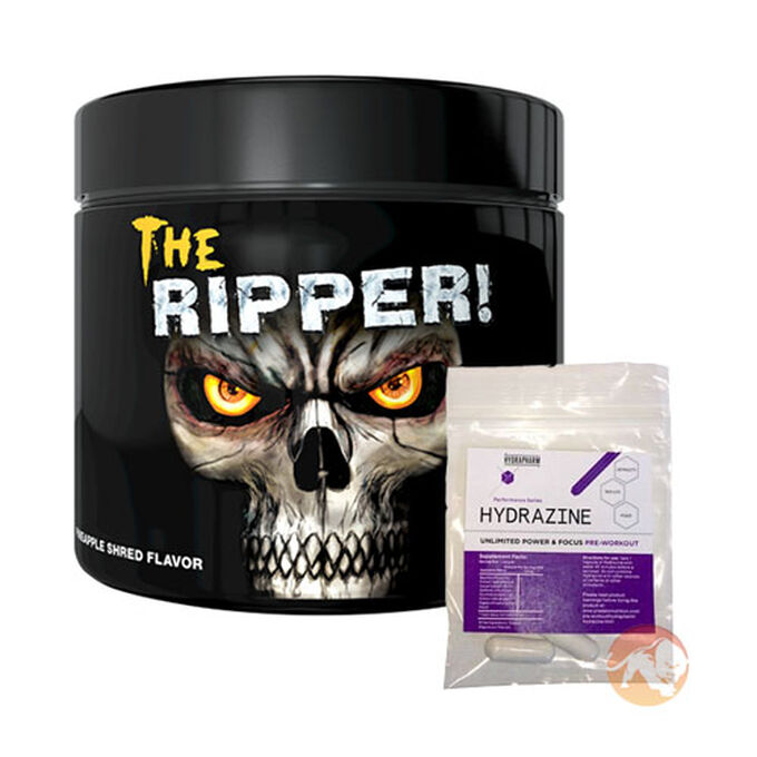 The Ripper 30 Servings Razor Lime