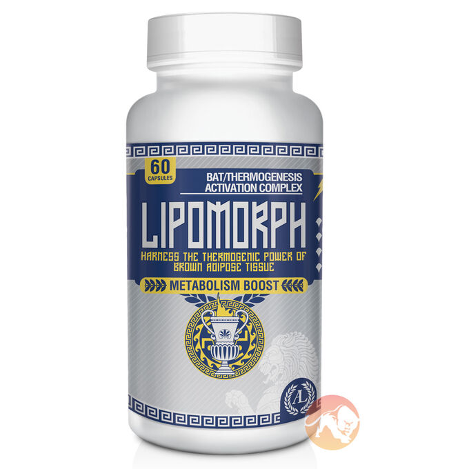 Lipomorph 120 Caps
