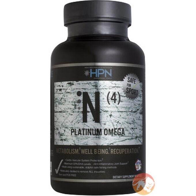 N4 Platinum Omega 45 Servings