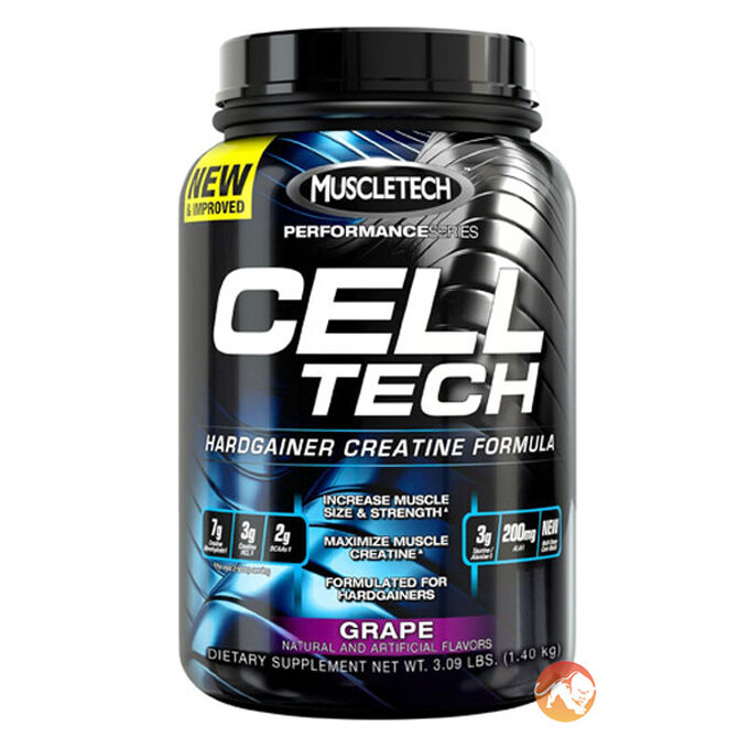 Cell-Tech Performance Series 2.7kg - Rocket Freeze
