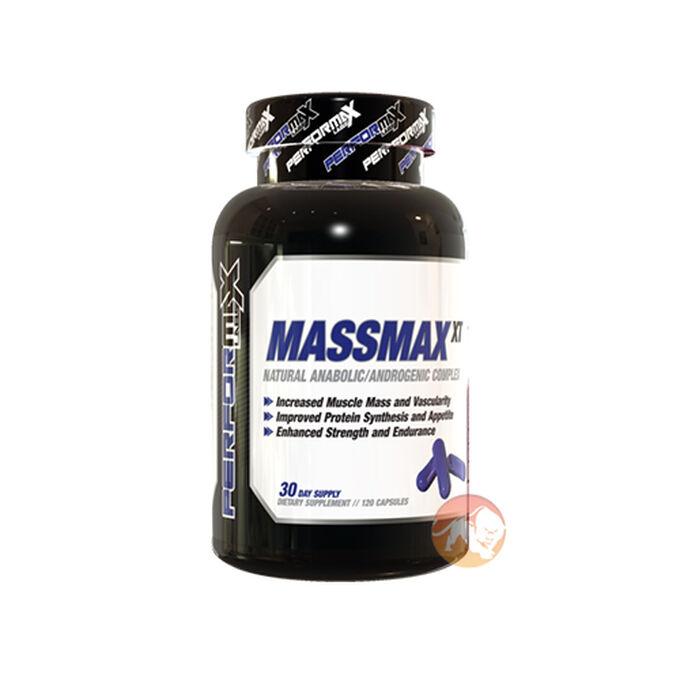 Massmax XT 120 Caps