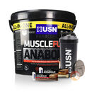 Muscle Fuel Anabolic 4kg Chocolate