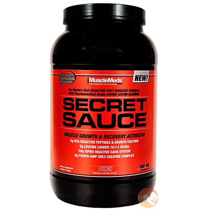Secret Sauce 1.41kg Fruit Punch