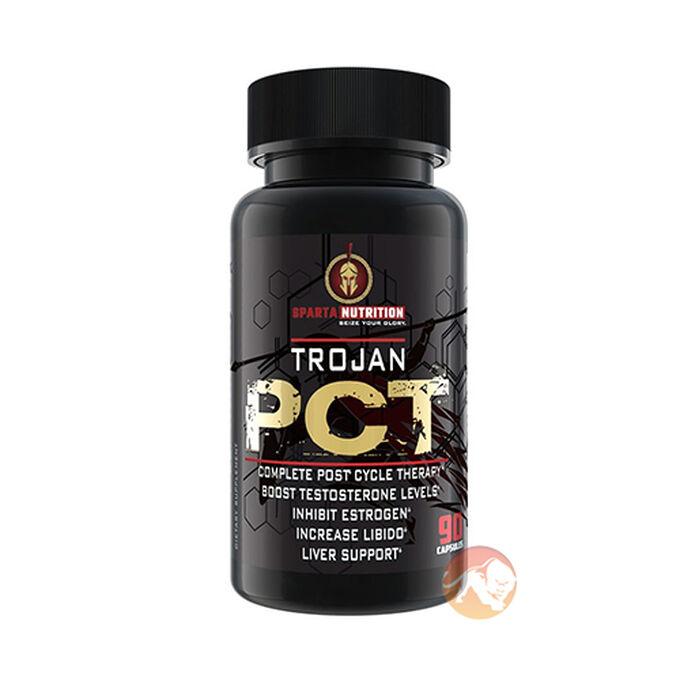 Trojan PCT 90 Capsules
