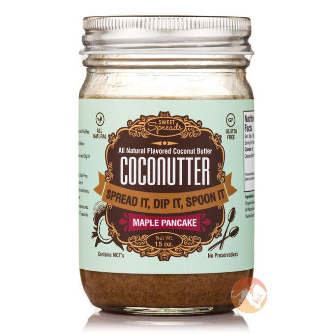 Coconuttter 425g/15oz Maple Pancake
