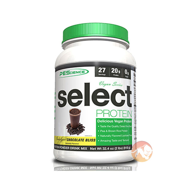 Select Protein Vegan Series 27 Servings Vanilla