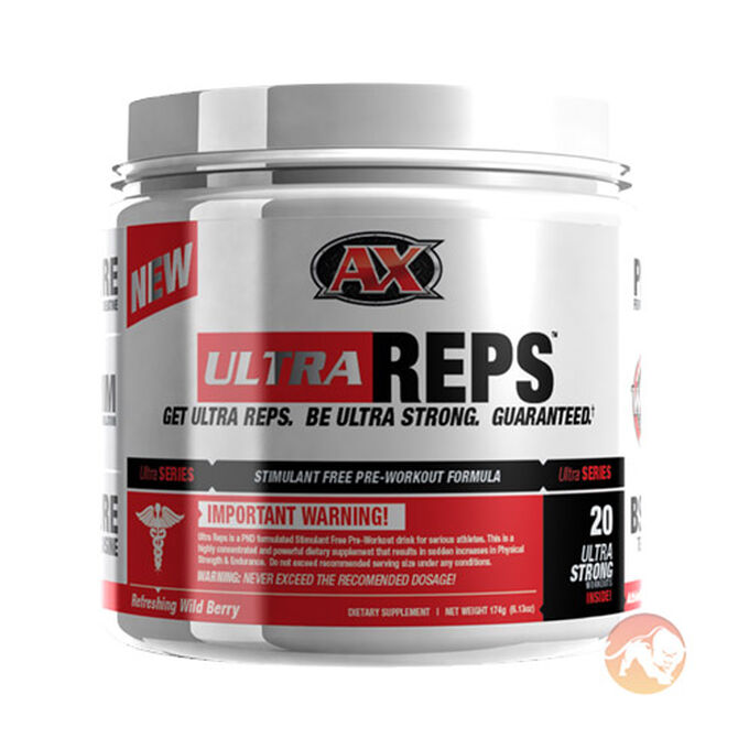 Ultra Reps 20 Servings Wild Berry