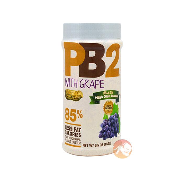 PB2 Peanut Butter 184g Grape
